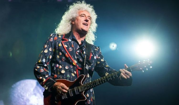 Brian May: Queen guitarist announces reissue of his first album for 30th anniversary