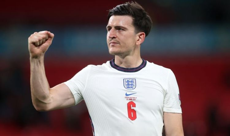 Man Utd's Harry Maguire has given England's chances of winning Euro 2020 huge boost