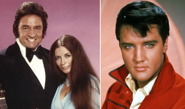 Elvis and June Carter: Her son suspected they had an affair – 'Johnny Cash was jealous'