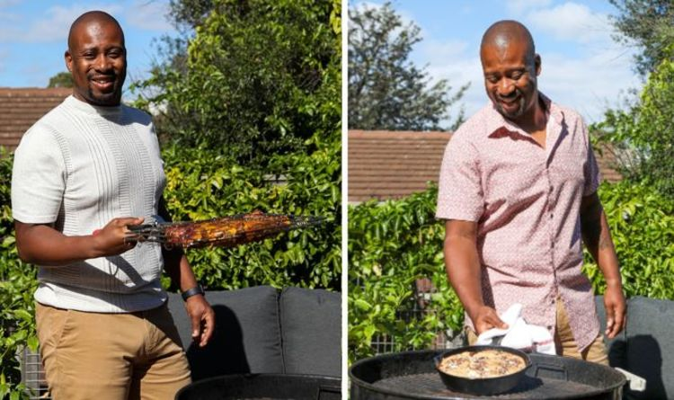 'It's healthier than using a pan!' Mike Reid on how to make the most of your summer BBQ