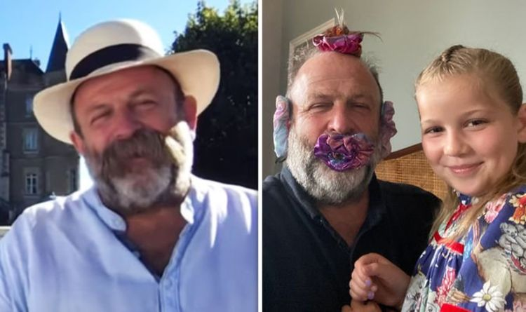 'I squealed' Dick Strawbridge, 61, speaks on parenting mishap with daughter Dorothy