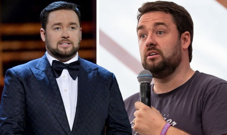 Jason Manford opens up about weight loss after being stunned into action: 'I get a buzz'