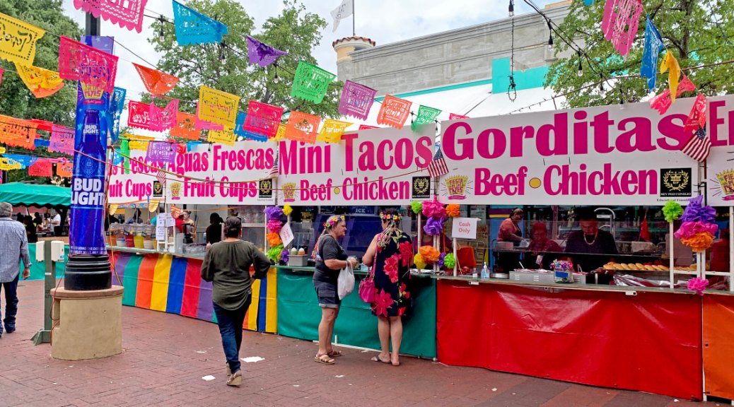 San Antonio is celebrating a smaller Fiesta to ease back to normal after Covid
