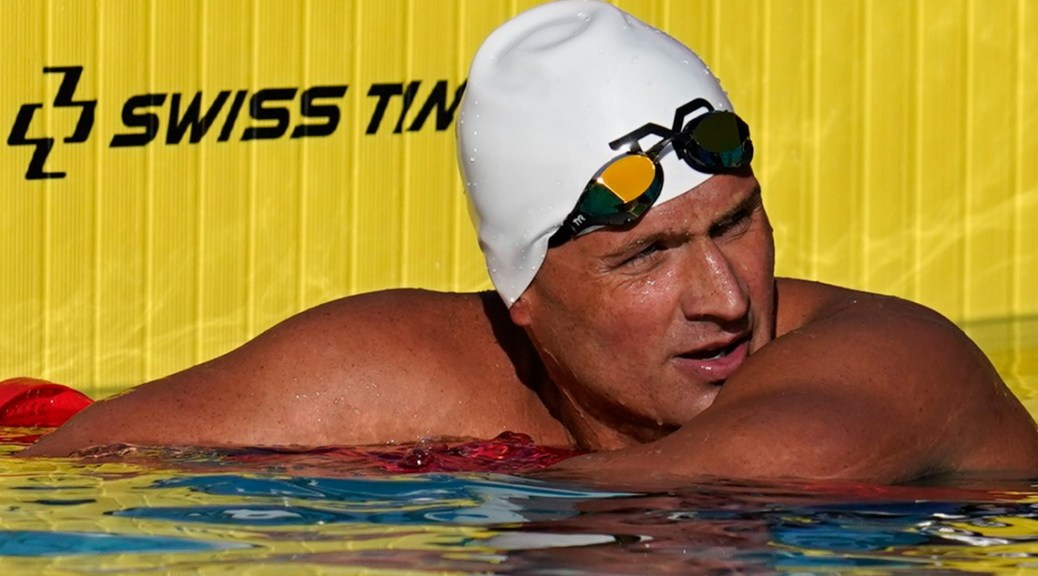 Ryan Lochte fails to advance in first event at US trials, drops out of another