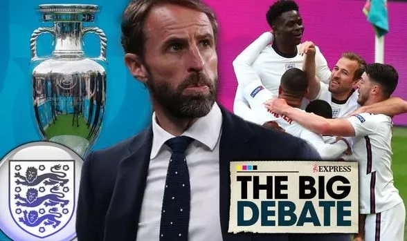 Englands Euro 2020 hopes rated as Germany tie set up