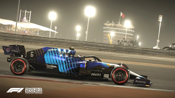 F1 2021 Features Trailer Revealed