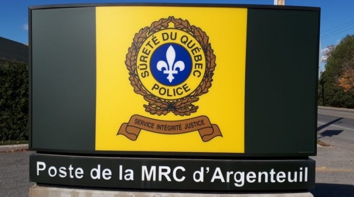 Peak holiday time sees an increased police presence on Québec highways