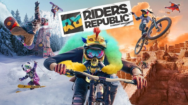 Riders Republic Launches September 2