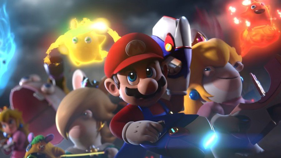 """Grant Kirkhope """"Honoured"""" To Return As Composer For Mario + Rabbids Sequel"""