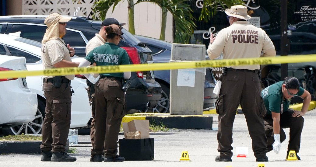 With Homicides Rising, Cities Brace for a Violent Summer