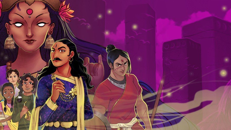 Mystic Pillars, A Beautiful Puzzle Game Based On Indian Culture, Is Out Today