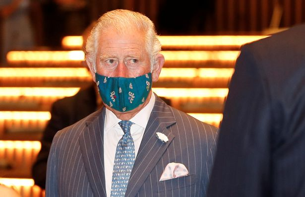 Prince Charles 'will only wear a mask when government advice tells him he must'