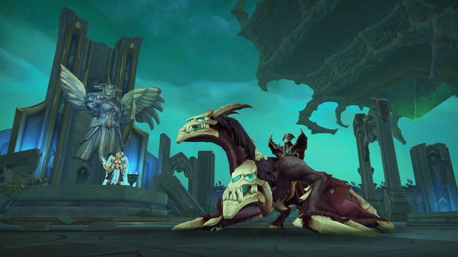 WoW Shadowlands Dungeons - Covenant abilities and boss fights explained