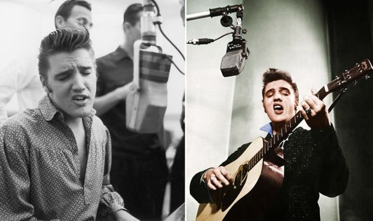 Elvis Presley's cousin on first seeing The King record in 1958 – 'I couldn't believe it'