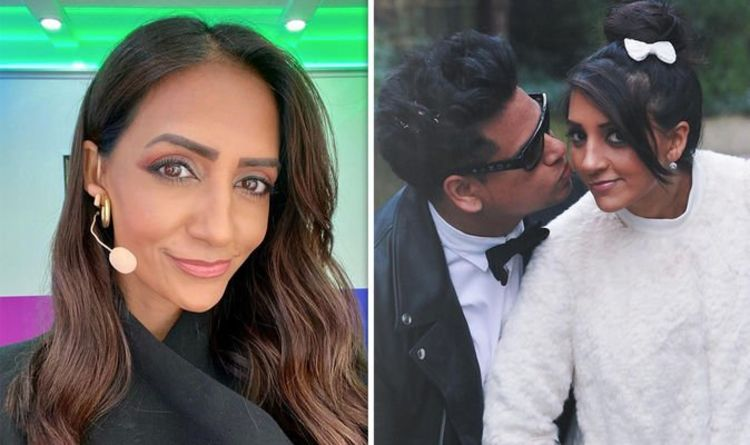 Sky Sports' Bela Shah details TINY wedding with just 8 guests and £30 dress: 'No stress'