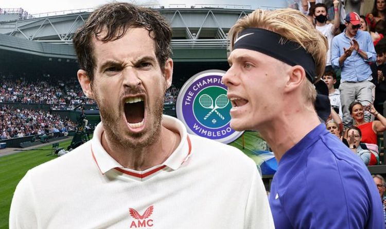 Andy Murray vs Denis Shapovalov LIVE: Wimbledon scores as Murray loses first set