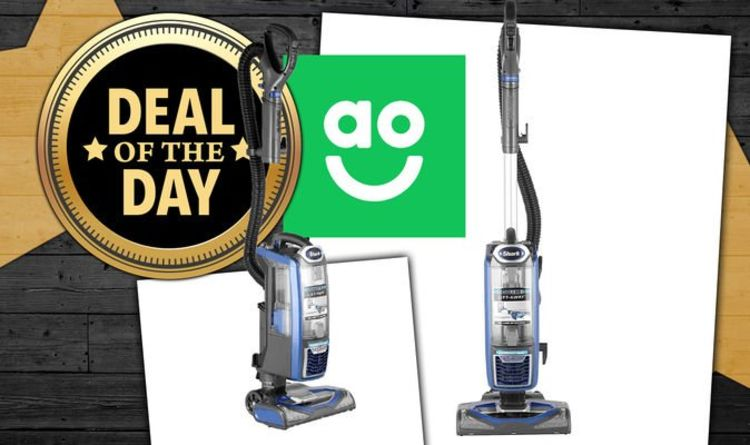 DEAL OF THE DAY: Shark vacuum cleaner discounted by over 30 percent off – shop now