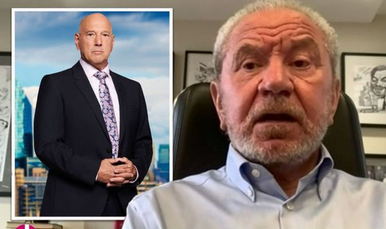Alan Sugar has 'lost count' of Apprentice star Claude Littner's operations after accident