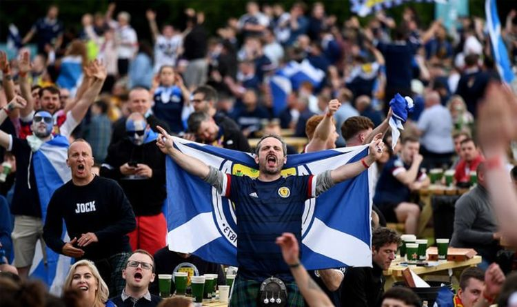 Euro 2020: Scottish fans urged England's opponents to win - 'Do it for Scotland'