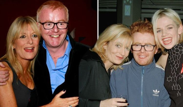 Chris Evans' ex co-star Gaby Roslin still asked if pair ever had romance after 'sex dream'