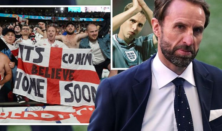 Emotional Gareth Southgate delivers 'proud' England speech to fans ahead of Italy final