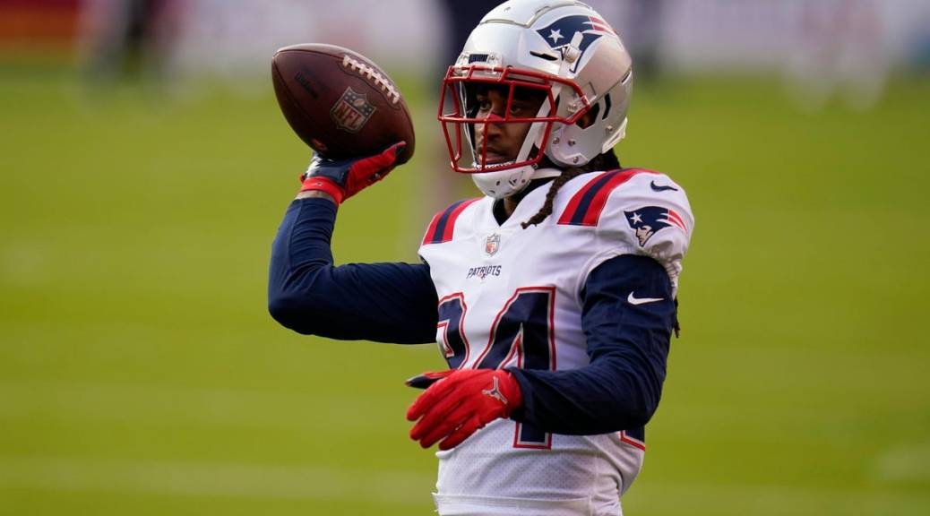 Stephon Gilmore is In for the Physically Impaired New England Patriots in the Right Direction