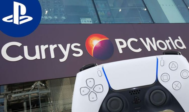 Currys PS5 codes: How to get a Currys VIP code for latest PlayStation 5 console restock