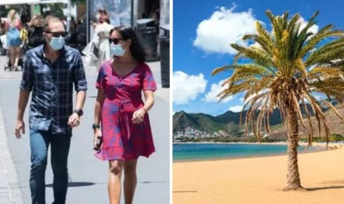 British tourists no longer require Covid passports to Canary Islands after shock move