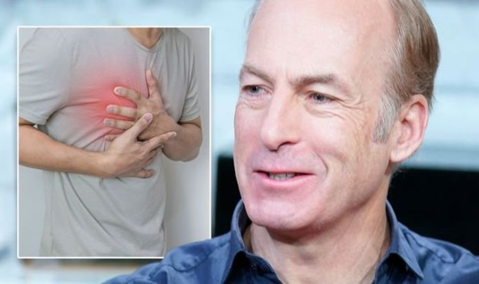 Bob Odenkirk suffered 'small heart attack' on set - signs of the deadly condition to spot