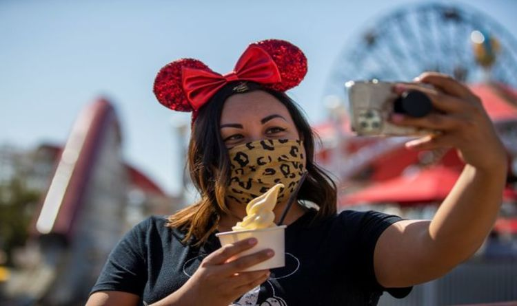 Disney's famous dessert Dole Whip now being sold at Chester Zoo