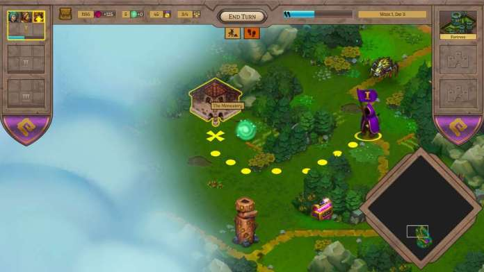 Fort Triumph: Tactical Turn-Based Fantasy Game August 13