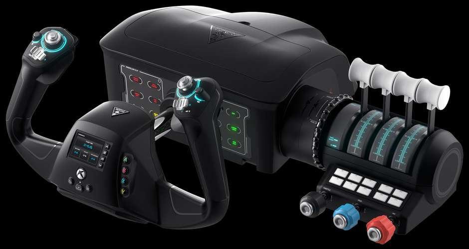 With these Official Microsoft Flight Simulators, Take the Skyes Accessory