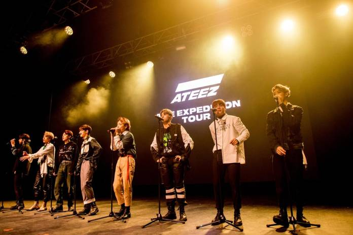 Ateez, Blackpink and Minzy: The Hits Are Making Moves World Songs Chart