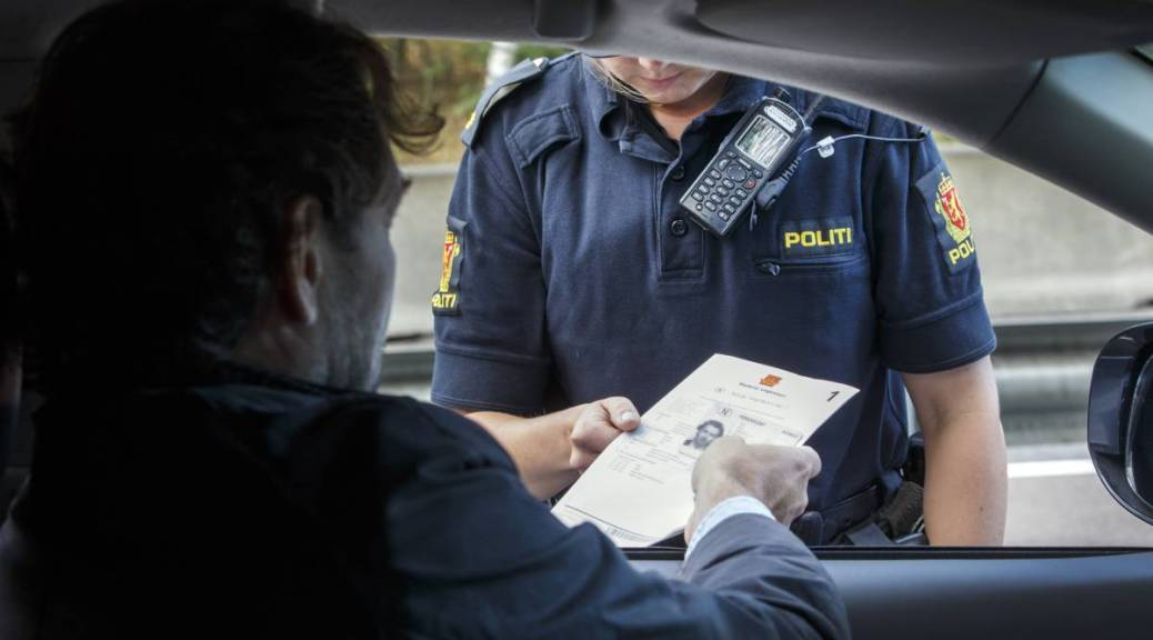Police: Compared with other seasons, 49% more Norwegians lose their driving license during the summer