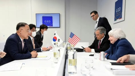 G20 economy ministers endorse global tax deal
