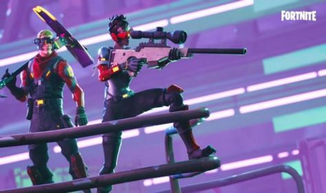 Fortnite server downtime: Fortnite servers are down for how long with the 17.21 update.