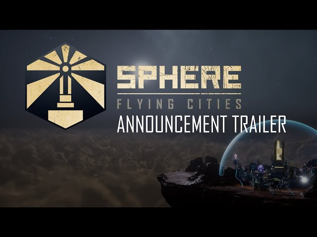 Sphere is a Sci-Fi city-builder that takes place inside a floating. bubble