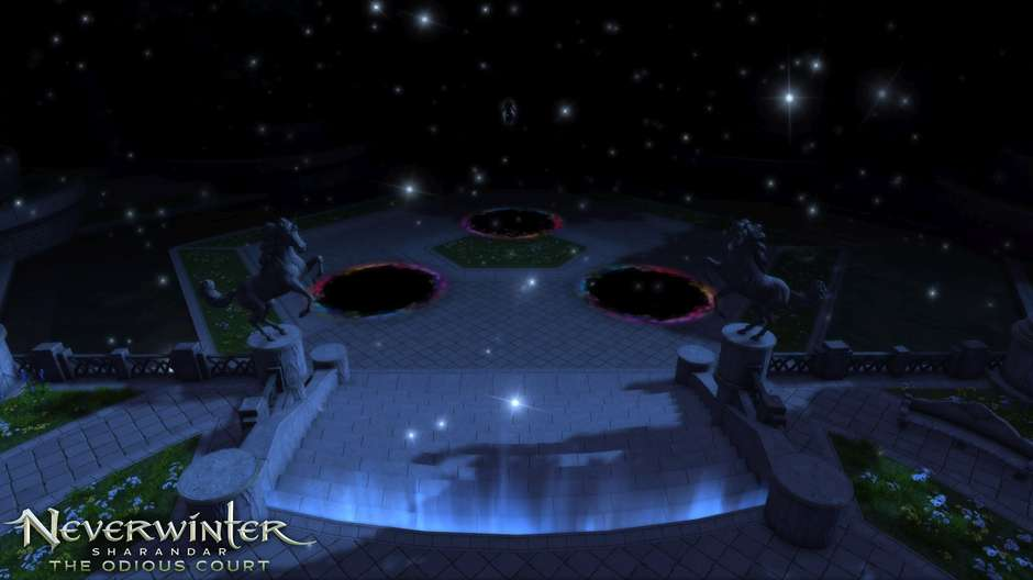 Neverwinter Sharandar Episode 3: The Odious Court is Available Now