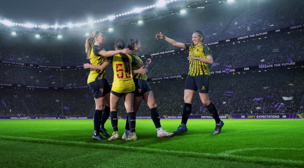 Soon, Football Manager will include women's soccer