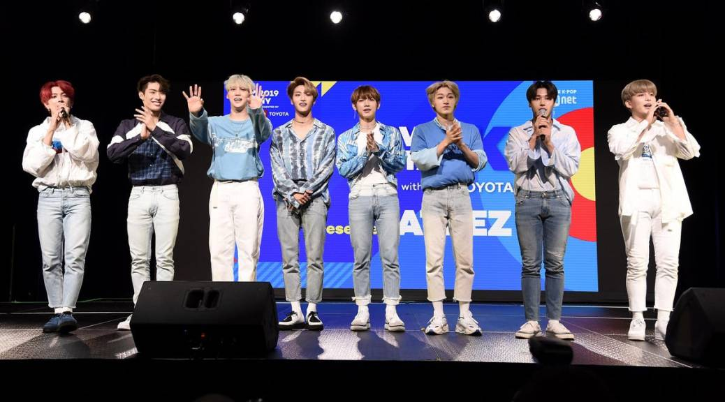 Billboard's Ateez is having their best year yet World Songs Chart