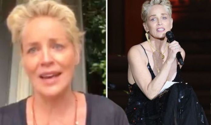 """Sharon Stone threatens with job loss following vaccine demand: """"I'm standing for us all!"""""""