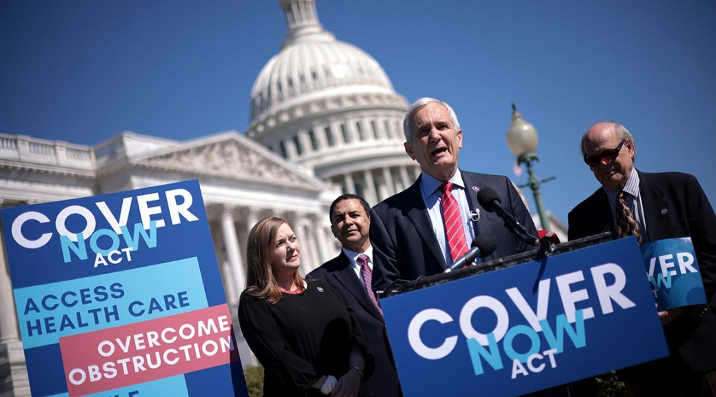 Plugging Obamacare's biggest hole poses dilemma for Democrats