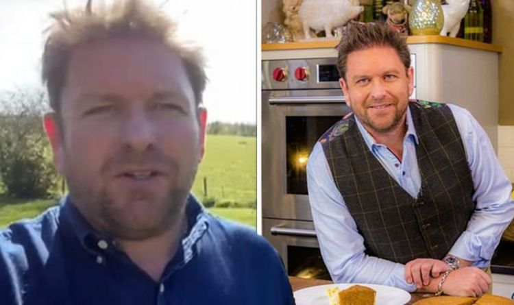 James Martin confirms further delay for new episodes of Saturday Morning as he takes break