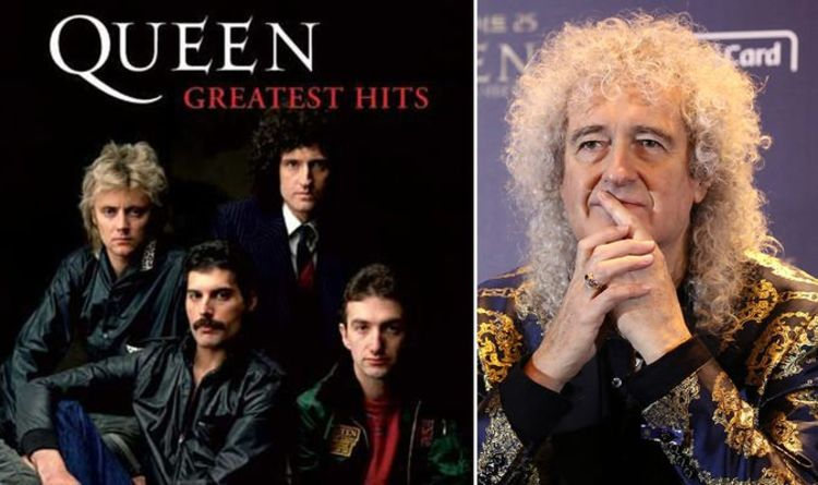 Brian May shares his favourite song on Queen's Greatest Hits 'It had to battle its way on'