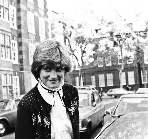 Diana called the Queen 'Aunt Lilibet' years before marrying Prince Charles