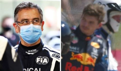Max Verstappen's health update: F1 doctor talks out about Lewis Hamilton collision