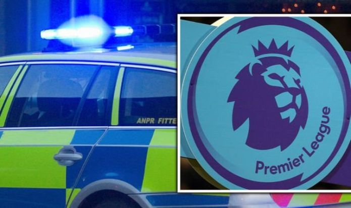 Premier League player is arrested and held on suspicion of child sexual offences. He was then suspended by the club