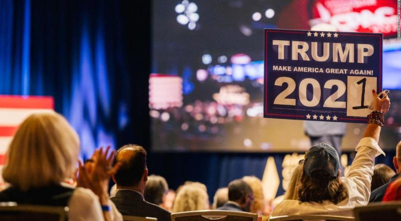 The conversation at the Conservative Political Action Conference this weekend reaffirmed Republican activists have no intention of moving on