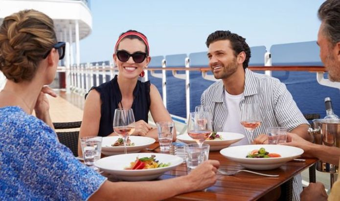 New Canaries cruise from £85pp a night includes celebrity appearances and luxury perks