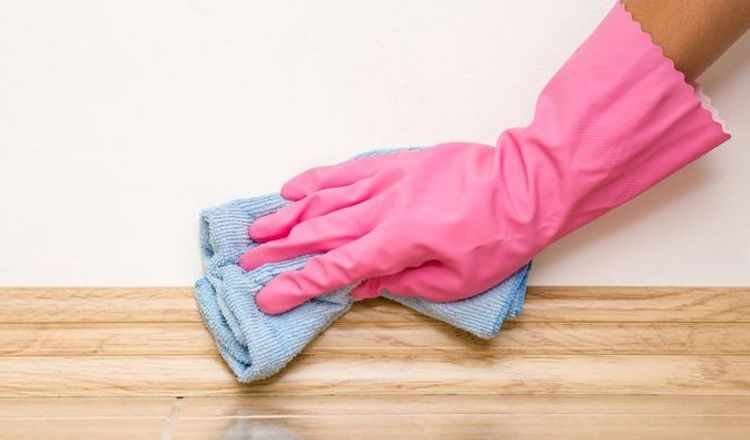 'It's brilliant!' Mrs Hinch fans share cheap hack for cleaning dirty skirting boards